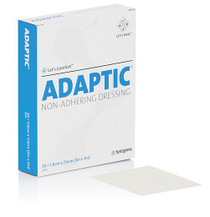 "Adaptic 2012 Non-Adhering Dressing 3""x3"""