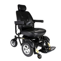 "Drive 2850-20 Trident Front Wheel Drive Power Chair, 20"" Seat"