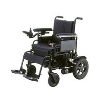 "Drive CPN20FBA Cirrus Plus EC Folding Power Wheelchair, 20"" Seat"