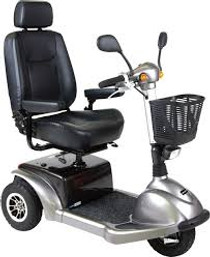 "Drive PROWLER3310MG22CS Prowler Mobility Scooter, 3-Wheel, 22"" Seat (PROWLER3310MG22CS)"