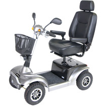 "Drive PROWLER3410MG22CS Perowler Mobility Scooter, 4 Wheel, 22"" Seat (perOWLER3410MG22CS)"