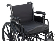 "Drive FPT-7 Titanium Gel/Foam Wheelchair Cushion, 20"" x 24"" (FPT-7)"