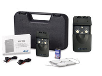Portable Dual Channel TENS Unit with Timer and Electrodes (Discontinued)