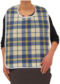Lifestyle Flannel Bib, Medium (RTL9102)