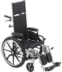 Drive PL414RBDDA Pediatric Viper Plus Reclining Wheelchair