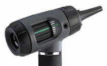 OTOSCOPE DIAGNOSTIC 3.5v MACROVIEW w/THROAT ILLUMINATOR & SPECULA (23820) (head only) (MACROVIEW 23820)