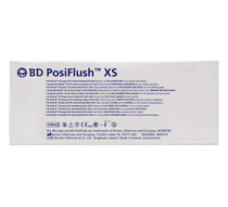 BD 306570 Syringe FLUSH IV POSIFLUSH XS PW 3ml SALINE BX/30