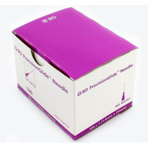 """BD 305197 PrecisionGlide sterile hypodermic needle 16 G x 1"""" RB BX/100"""