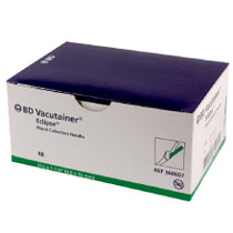 "BD 368607 Eclipse Blood Collection Needle with Luer Adapter (21G x 1.25"")"