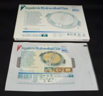 """Dressing Hydrocolloid THIN OVAL 3M TEGADERM 4"""" x 4.75"""" (10CM X 12CM) BX/10"""
