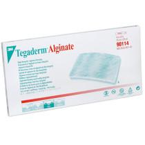 """Dressing Calcium Alginate FIBER 4"""" x 8"""" TEGADERM BX/5 (3M-90114)"""