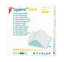 "3M-90900 Dressing MATRIX IMPREGNATED with POLYHYDRATED IONOGEN OINTMENT 2 X 2 3/8"" BX/10 (3M-90900)"