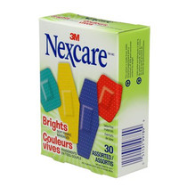 3M CB203 BANDAGES COMFORT BRIGHT ASSORTED BX/30