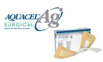 Convatec 412012 AQUACEL AG SURGICAL COVER Dressing, STERILE 9cm X 35cm BX/10 (412012)