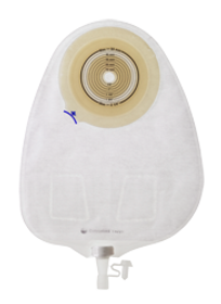 """ASSURA 1-PIECE OPAQUE Urostomy Pouch, CUT-TO-FIT UP TO 2 1/8"""" (55mm) BX/10 (COL-14201)"""