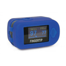 Choice Med MD300-C2 Pulse Oximeter Finger Portable Blue Plethysmogram with G Display modes