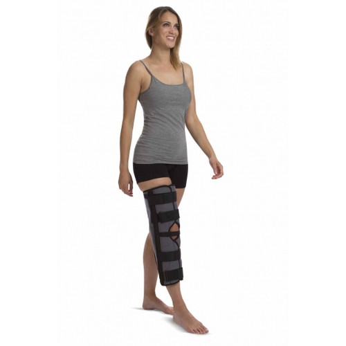 """3 Panel Knee Immobilizer 14"""" Long (561/14) (OA-561/14)"""