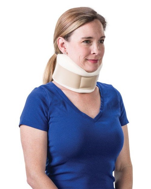 "2.5"" Foam Collar With Vinyl Strap (CLR-6240)"