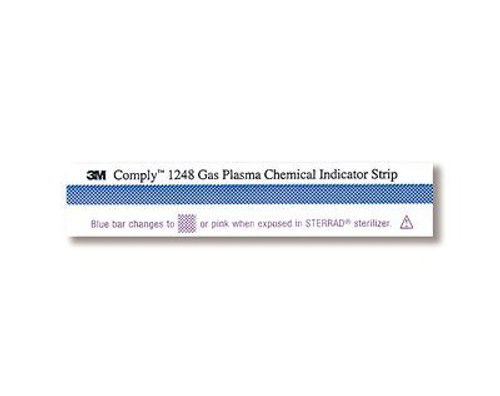 3M-1248 Comply™ Hydrogen Peroxide Chemical Indicator for vaporized hydrogen peroxide sterilization CS/4 BG