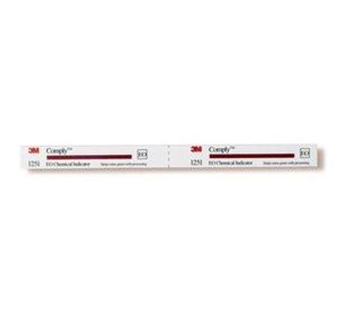 3M-1251 Comply™ EO ethylene oxide Chemical Indicator Long Strips STERILIZATION BX/480