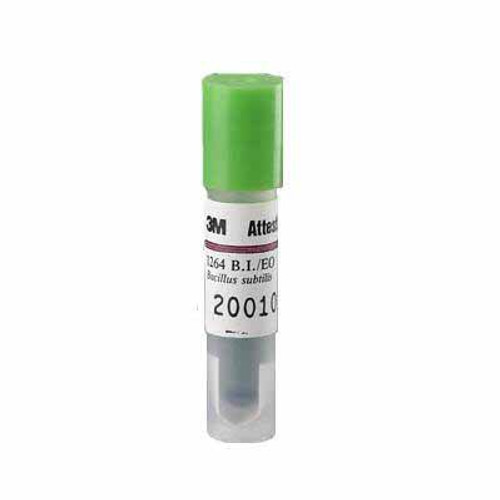 3M-1264P Attest™ Sterilization Biological Indicator Vial EO Gas BX/25