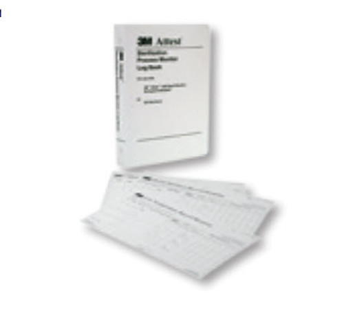 3M-1268C Attest™ Bilingual ETO Binder with Inserts PK/50