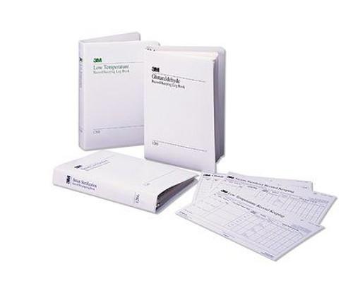 3M-1283 Glutaraldehyde Sterilization Log Book