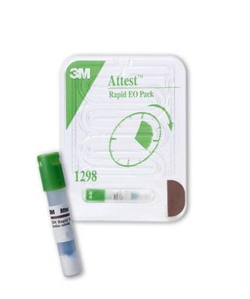 3M-1298 TEST RAPID READOUT ETHYLENE OXIDE BX/25 PACK
