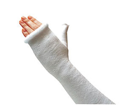BSN-7230801 BX/10 DELTA TERRY-NET S THUMB SPICA PRECUT TERRY CLOTH STOCKINETTE 7.5CM X 48CM, LONG