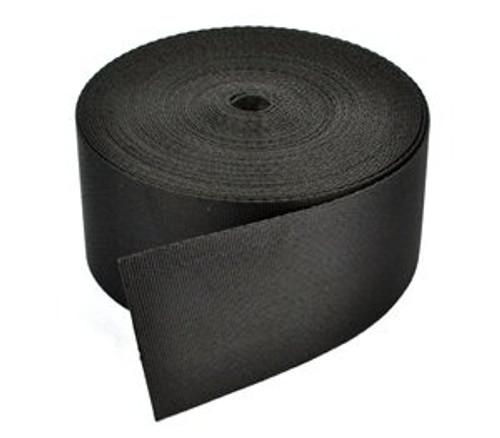 "2"" Black Nylon Webbing 8718 (4932)"
