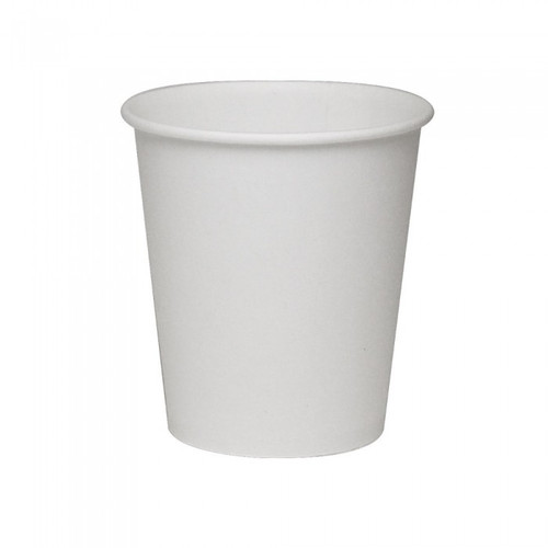 051075 Paper Pleated Flat Bottom Medicine Cup, 1oz (584-051075)