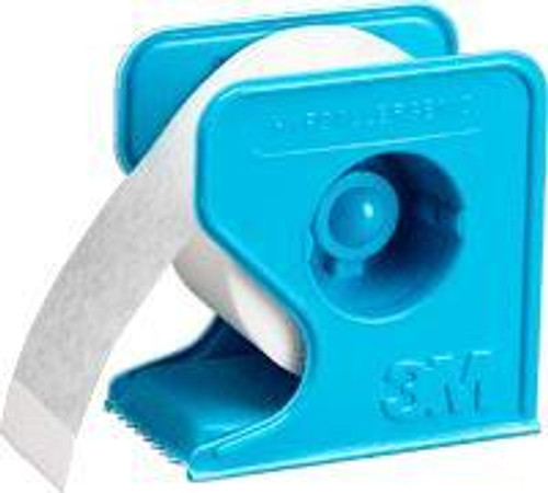 3M 1535-1 TAPE MICROPORE 1IN X 10YD WHITE BX/12