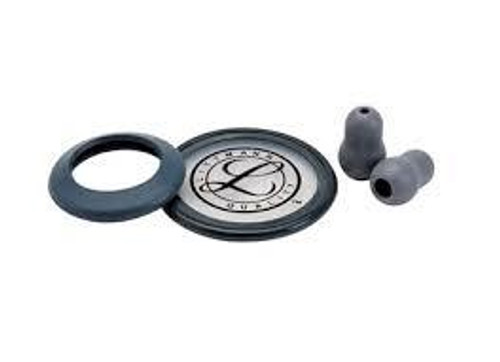 3M 40006 LITTMANN STETHOSCOPE SPARE PARTS KIT FOR CLASSIC II S.E, GRAY EA/1