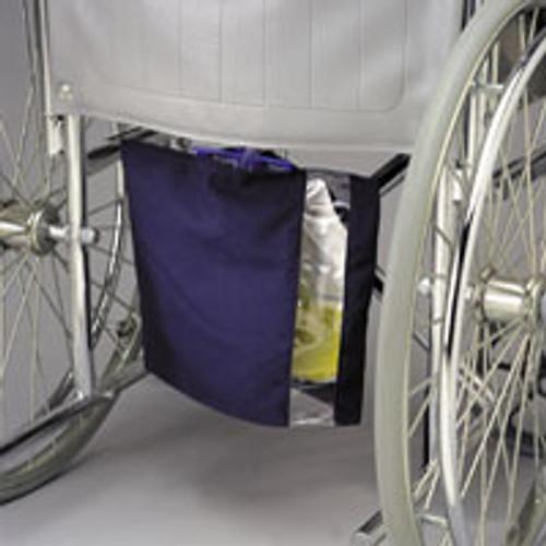 HOLDER URINARY DRAIN BAG FOR WHEELCHAIR CANVAS 184-8215