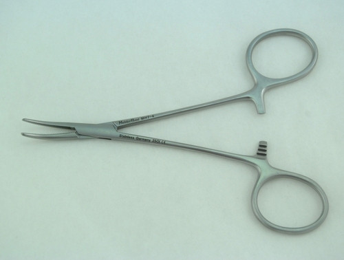 162-MH7-4 FORCEPS MOSQUITO HALSTED 5in CVD STANDARD GRADE
