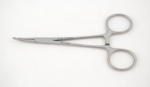 197-M18-0220 FORCEPS MOSQUITO HALSTEAD 5in CVD