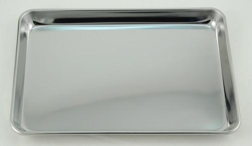 197-90-3800 TRAY S/S 8-5/8 x 6 x 5/8in