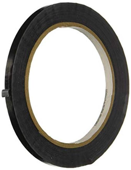 242-151009EEA TAPE INSTRUMENT ROLL BLACK 0.25 x 300in N/S
