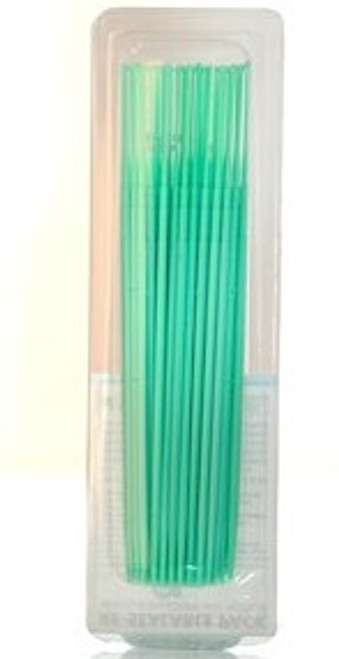 178CS40 LOOP CALIBRATED INOCULATION SOFT PLASTIC LT GRN 1 ul 40/PK BX/1000