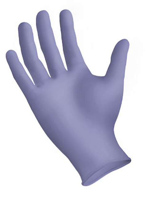 Sempermed SMNS105 StarMed Select Nitrile Gloves, Exam Grade, Powder-Free, Fingertip Textured, X-Large, 100/bx, bx