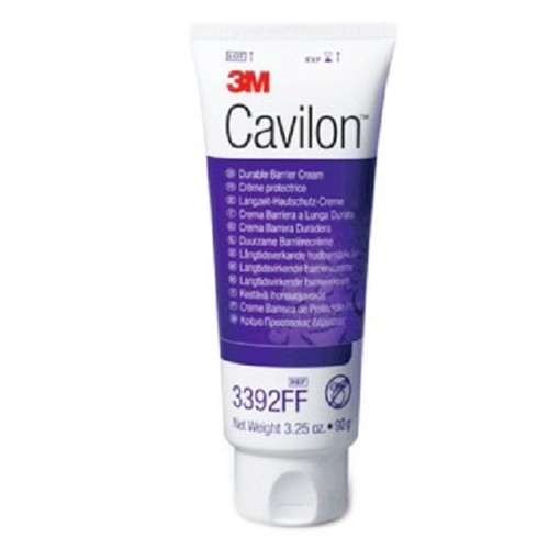 CREAM Barrier CAVILON 3.25oz TUBE 92g FRAGRANCE FREE (3M-3392FF)