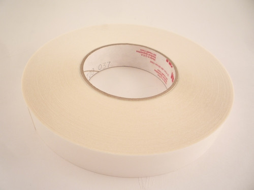 "3M 1522 Transparent Polyethylene Double Coated Medical Tape 1"" x 72 yds (3M-1522-1)"
