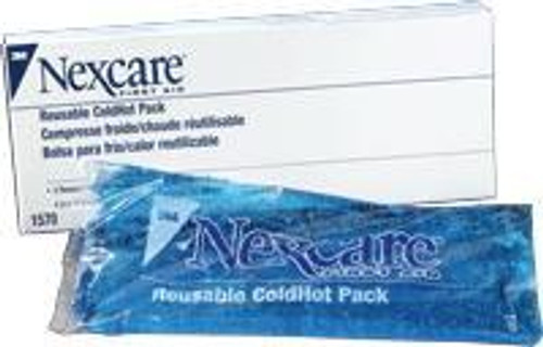 """COVERS PACK HOT/COLD 4.5"""" x 10.5"""" Disposable NON-WOVEN BX/100 (3M-1572) (3M-1572)"""