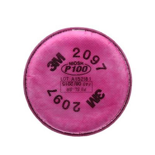 FILTER PARTICULATE ORG/VAPOR BX/2 (3M-2097)