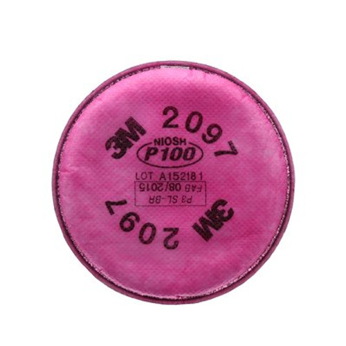 FILTER PARTICULATE ORG/VAPOR BX/2 (3M-2097)