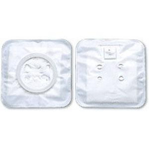 "2-Piece CenterPointLock Stoma Cap, Flange 2-1/4"", Opaque BX/25 (HOL-3403) (Hollister 3403)"