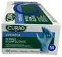 Medline CUR9315 Examination Glove,NITRILE,TXT,Powder-Free,LF,MEDIUM CS
