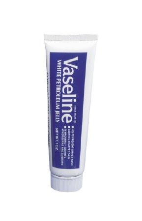 Covidien 8884430200 Vaseline White Petroleum Jelly, 30g (1oz) Tube, Case of  144