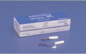 Covidien 8881400074 Monoject 400 Plastic Hub Dental Needle, 30G Short, 3/4