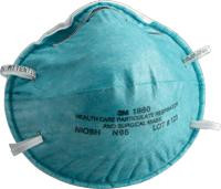 Regular 3m And Cone Molded N95 Care Respirator Health Bx Particulate Bx 20 Surgical 1860 Mask Teal